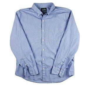 Bonobos Standard Fit Blue Chambray Button Shirt